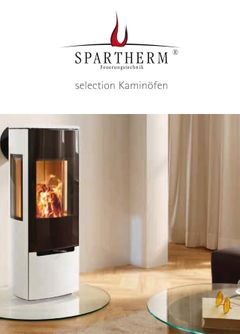 Spartherm Selection PDF Titelbild